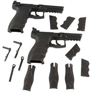 HK USP 9mm - Frame Parts