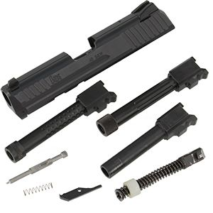HK USP 9mm - Slide Parts