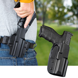 HK P30 Holster, Mag Pouch | HK P30L