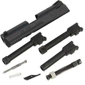 HK P30SK - Slide Parts