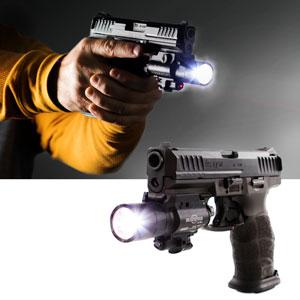 HK USP 40 - Lights & Lasers