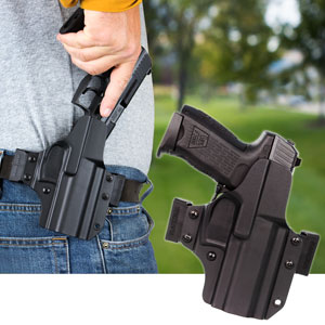 HK USP 9mm - Holsters, Mag Pouches