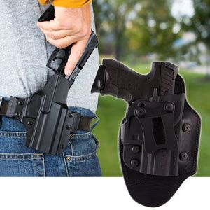 HK P7 PSP - Holsters, Mag Pouches