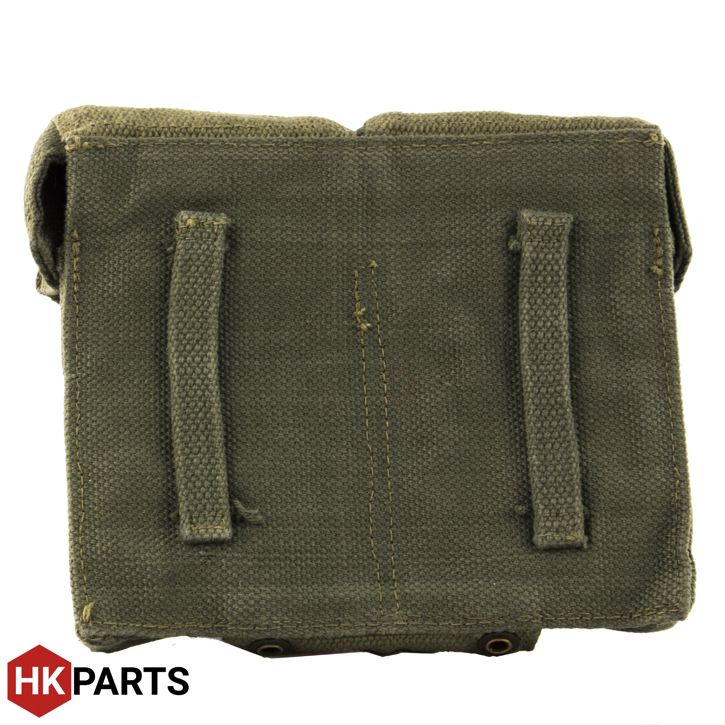 2 X 20 Round Mags With New Cloth Mag Pouch
