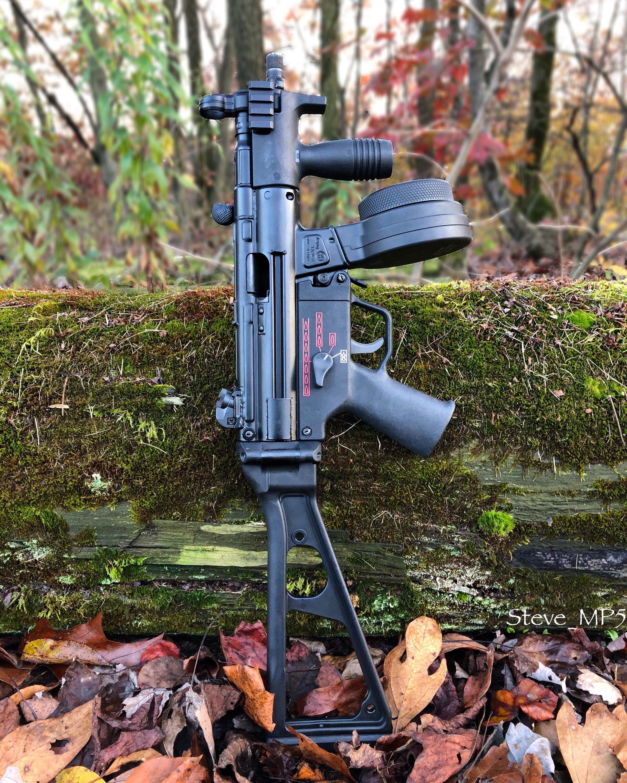 50 Round Drum - MP5, MP5K 9mm - HKPARTS