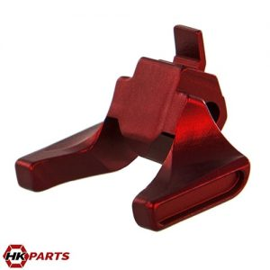 Enhanced Magazine Release - Red - HK VP9, VP40