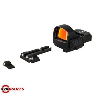 Micro RDS Reflex Red Dot Sight - Full Set