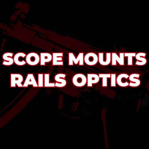 MP5/40 - Scope Mounts, Rails, Optics