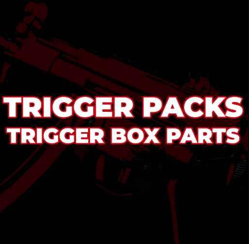 MP5/40 - Trigger Packs, Trigger Box Parts