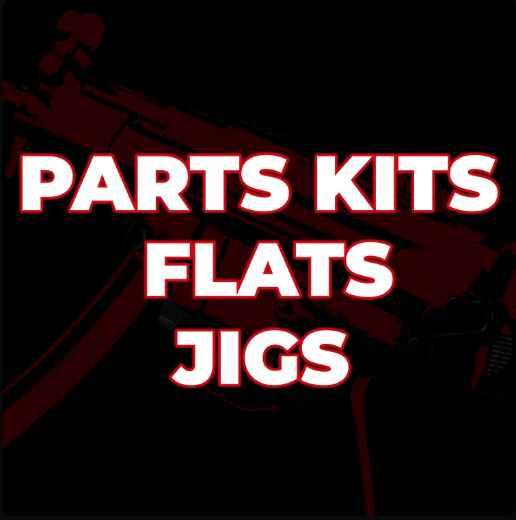 MP5 40, HK MP5 40 - Parts Kits, Flats, Jigs