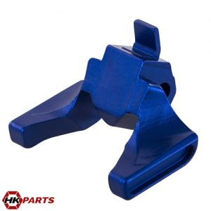Enhanced Magazine Release - Blue - HK VP9, VP40