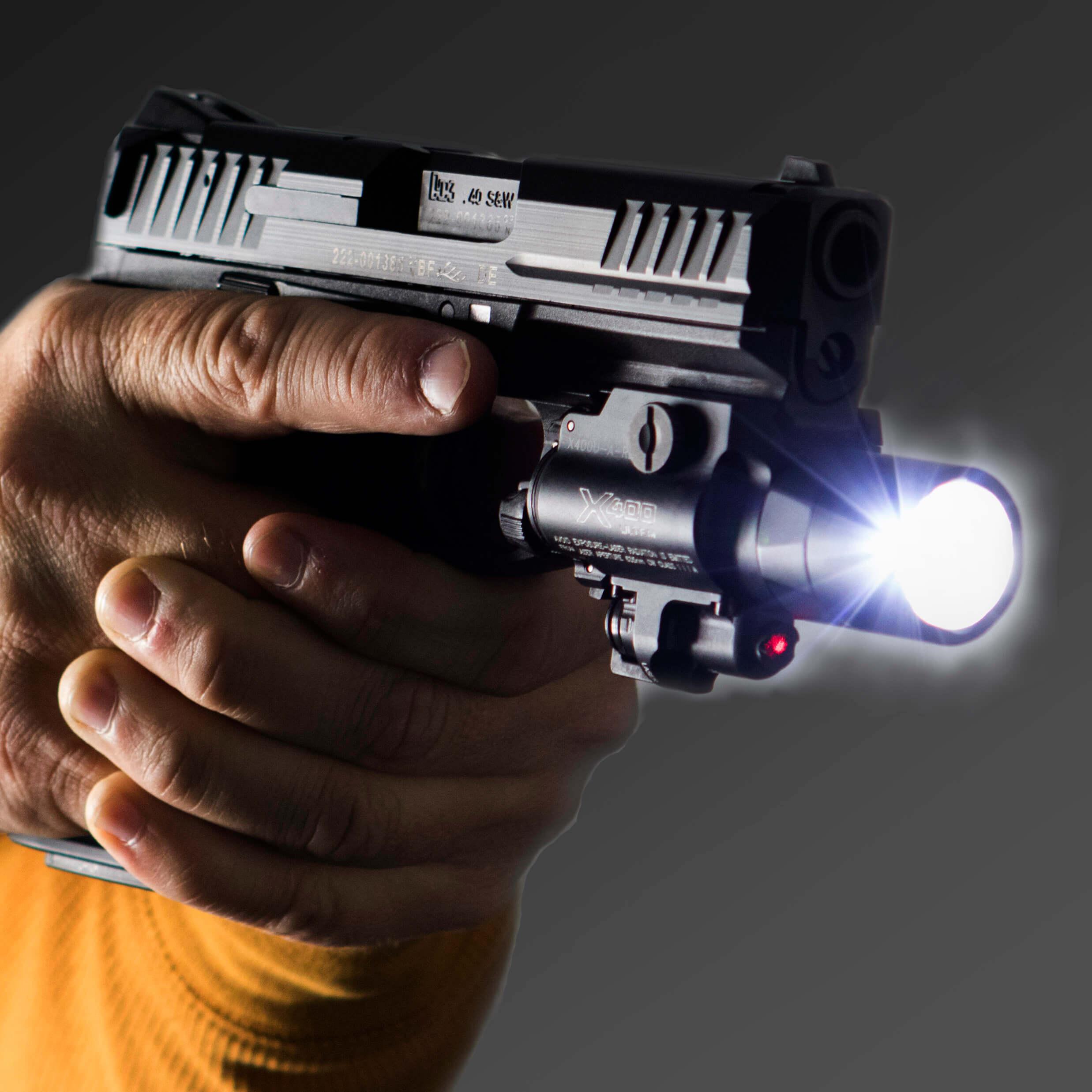 HK VP9 - Lights & Laser Sights